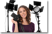 EZbackgrounds studio lighting buyer's guide.