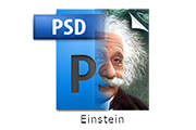 How to make psd file thumbnails viewable as an image