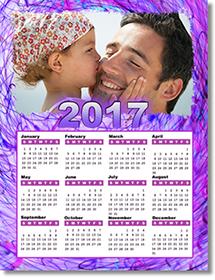 Featured 2017 Calendar Templates
